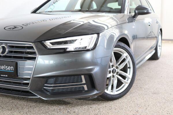 Audi A4 2,0 TFSi 190 S-line Avant S-tr. - billede 3