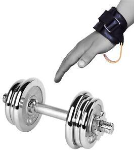 EVO-SOLLEVAMENTO-PESI-GANCIO-PALESTRA-CINGHIE-Polso-Supporto-Wraps-Grip-Bodybuilding-GEAR