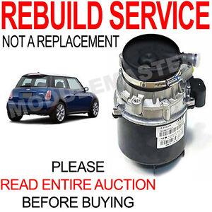 02 03 04 05 06 07 Mini Cooper Power Steering Pump Rebuild Repair Ebay