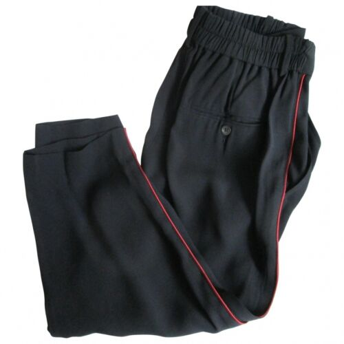 Pantalon Noir Isabel T38 7 8 Marrant wTqSwU