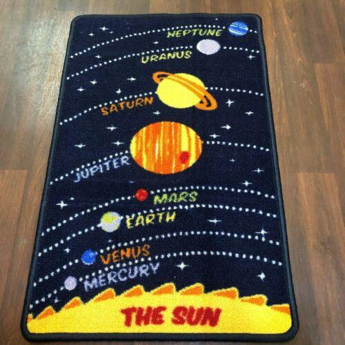 SPACE DESIGN NON SLIP NEW MATS-RUGS SCHOOL//HOME 50CMX80CM DOORMAT GREAT QUALITY