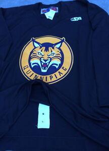 Quinnipiac Hockey Apparel NEW Authentic Q...