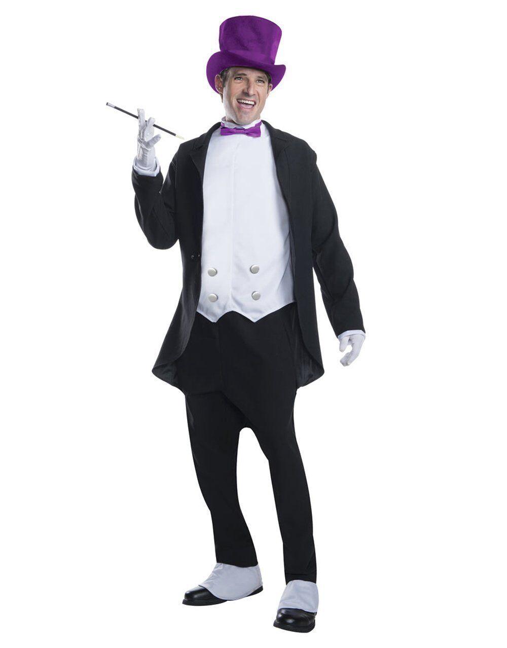 Penguin grand heritage costume, show, 60s tv show, costume, std, tour de poitrine 44
