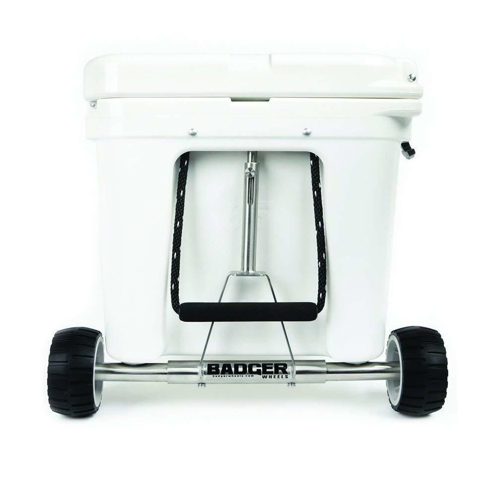 Badger Wheels with Handle Stand for Yeti Tundra 35 45 50 65 75 105 110 125 160