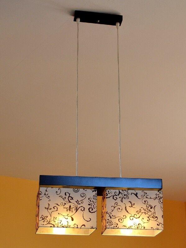 Hängelampe Pendellampe Pendelleuchte Top Design Porto 2 Hängeleuchte neu Lampe