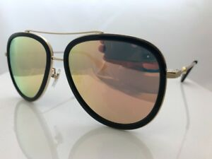 c46c67815 Image is loading Authentic-Gucci-GG0062S-001-57mm-Urban-Collection-Black-