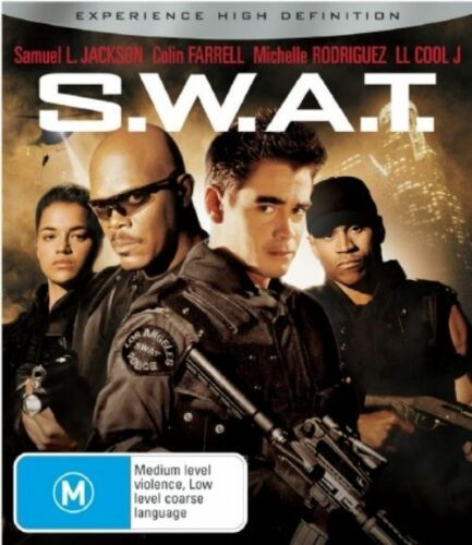 1 of 1 - SWAT (Blu-ray, 2006) +Priority Post