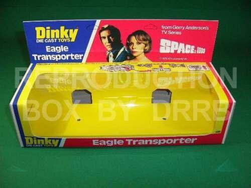 Dinky #359 Eagle Transporter-Caja de reproducción por drrb