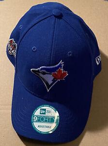 New-Era-Adjustable-Postseason-Playoffs-Toronto-Blue-Jays-Hat-Cap