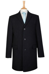 NAVY-BLUE-OVERCOAT-MENS-3-4-LENGTH-WOOL-OVERCOAT-WARM-WINTER-COAT-CROMBY-STYLE