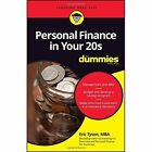 Personal Finance in Your 20s For Dummies by Eric Tyson (Paperback, 2016)