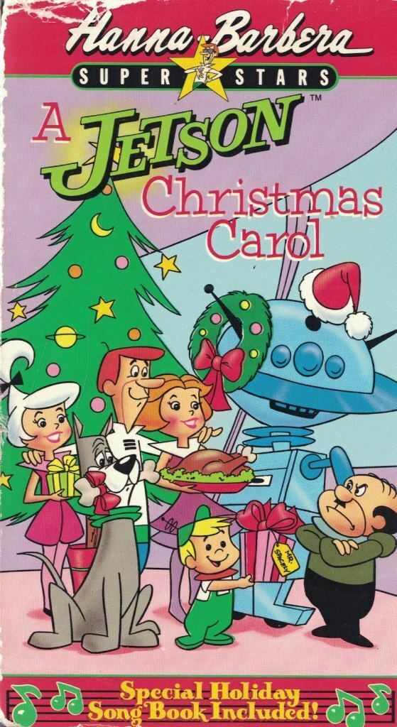 The Jetsons Christmas Carol (VHS, 1998) | eBay