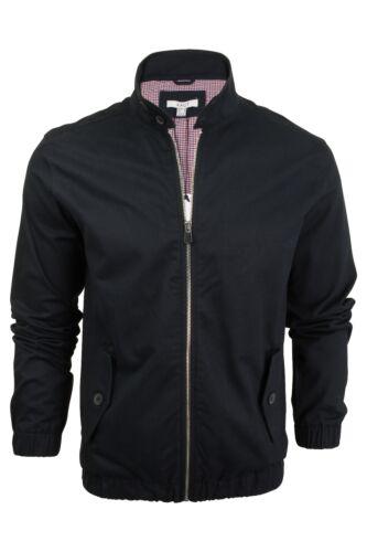 Xact Mens Classic Harrington Jacket Coat MOD