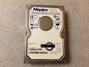 Hard-disk-Maxtor-DiamondMax-10-6L200P0-041L01-200GB-7200RPM-ATA-133-8MB-3-5