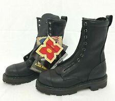 Thorogood Hellfire 10 Wildland With Front Zipper Boots 834 6373 Size 5m