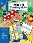 Math Thinking Mats, Grade 4 by Carson Dellosa Publishing Company (Paperback / softback, 2016)