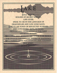 Poster-Page-ODE-TO-THE-LAKE-Pagan-Wicca-Book-of-Shadows-Guide-8-1-2x11