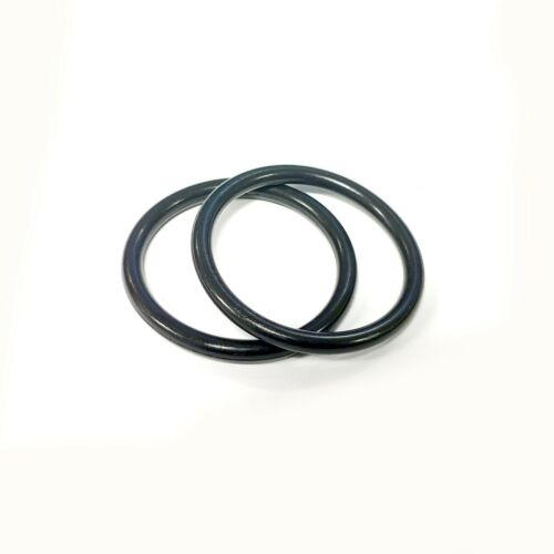P10A Metric 9.8mm ID 14.6mm OD 2.4mm CrossSection 2x Nitrile Rubber O-Rings