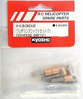 Kyosho Nexus 30 H3302 Feathering Shaft Pack Helicopter Parts 1500