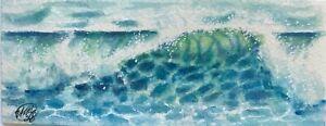 Original-watercolor-Painting-Ocean-Wave-Art-Studio-Samples-Listed-By-Artist-USA