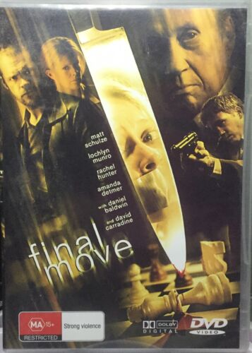 1 of 1 - Final Move (DVD, 2007)