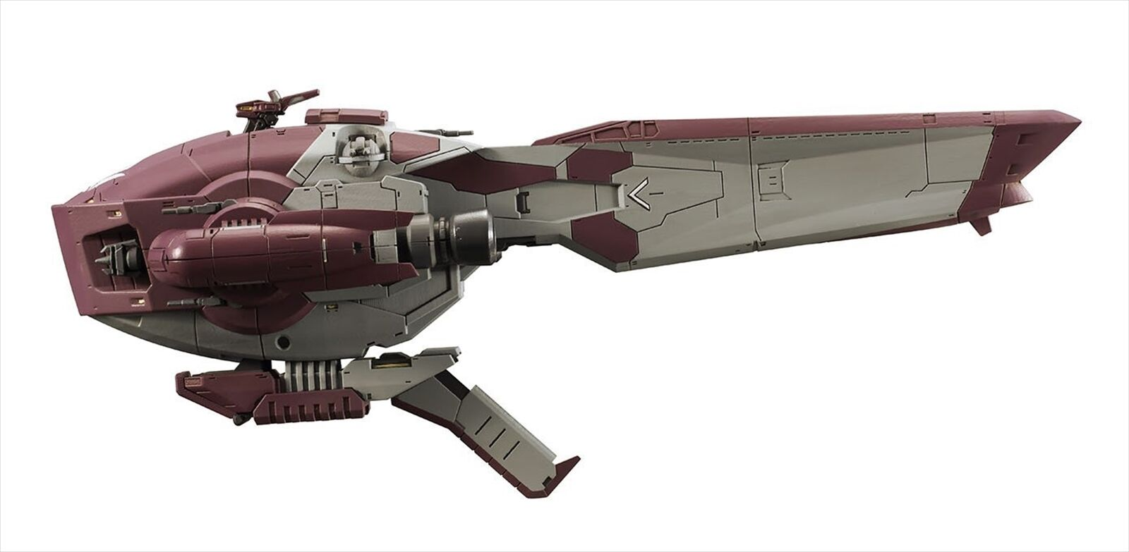 Megahouse Cosmo Fleet specialeee Gundam  Iron-Blooded Orphans Armorosso ship Isaribi  online economico