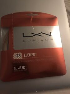 Luxilon Element 125 (16g)