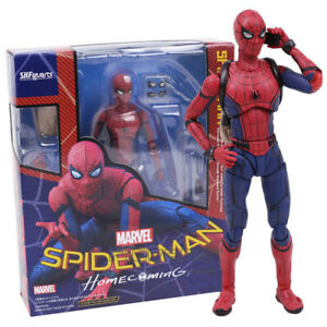 SHFiguarts-Variant-Spider-Man-Homecoming-Variable-PVC-Action-Figure-Model-Toy