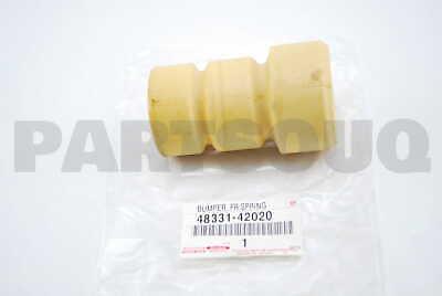4833112210 Genuine Toyota BUMPER FRONT SPRING RH//LH 48331-12210