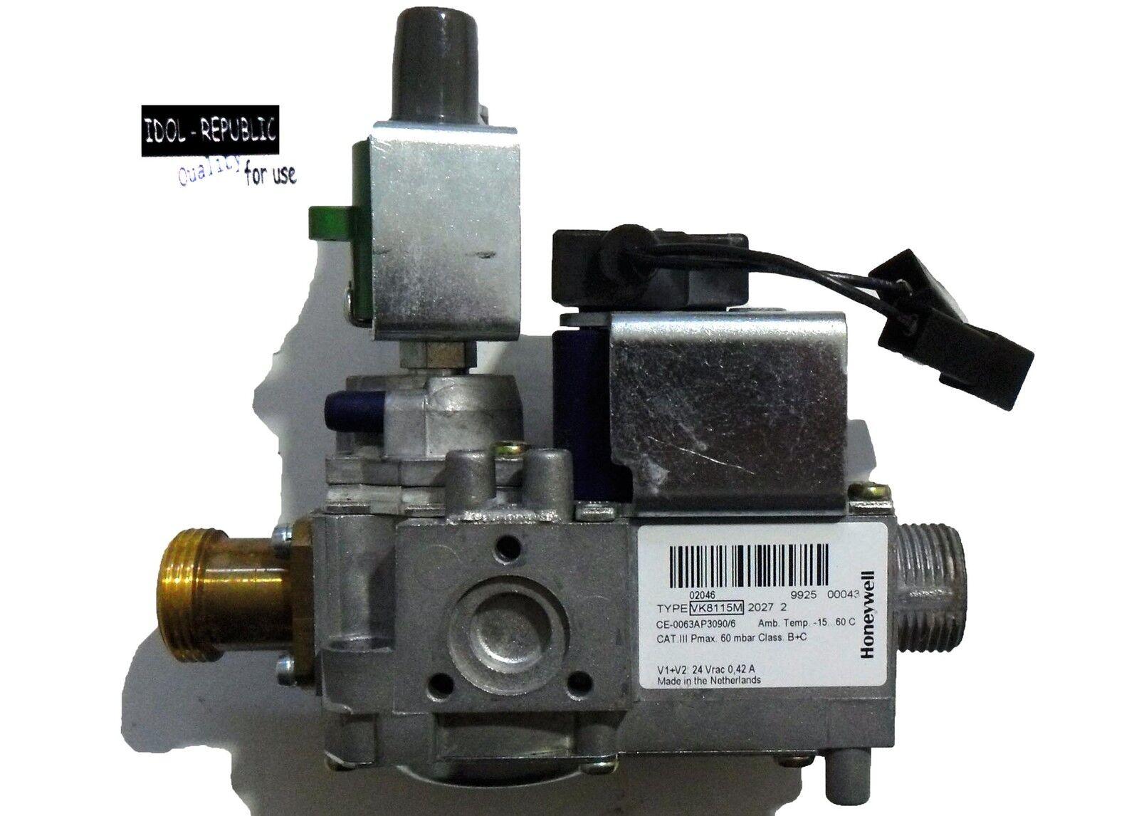 Buderus - Honeywell - VK8115M 2027 2 - - - Gaskombiregler - VK 8115M 042374