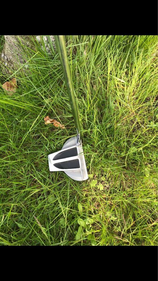 Herre golfsæt, stål, Lynx