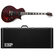 ESP LTD EC-1000 Volcano Red LXEC1000VLRE EMG Locking EXCLUSIVE Guitar with Case