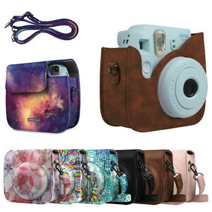 d53e7595bb7b Fujifilm Instax Mini 8   8+   Mini 9 Instant Camera Case Bag Cover ...