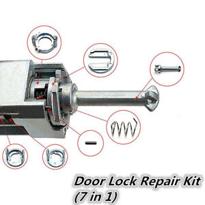 Door-Lock-Cylinder-Barrel-Repair-Kit-For-E46-3-Series-M3-Front-L-R-I