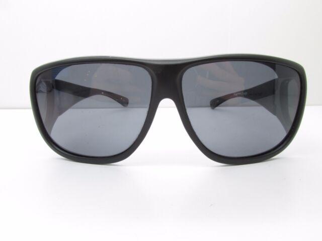 a9564f66480 Jonathan Paul Aviator AV001 Black Frame Fitovers Polarized Sunglasses Case