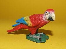 30) Schleich Schleichtier Vogel Papagei Ara rot 14329
