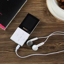 RUIZU X18 Mini Bluetooth Hifi Music Video MP3/MP4 Player FM Radio Recorder Z2C8