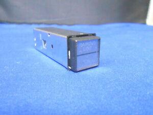 B1590 8817 Korry Push Switch Light Split Lens New Old Stock Ebay