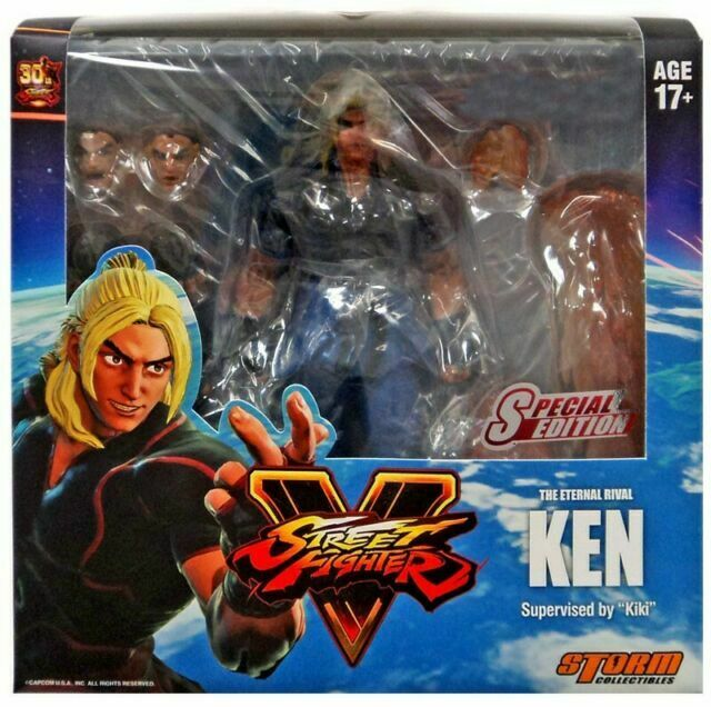 Storm Collectibles Stand Latch Replacement 4 Ken Ryu M Bison Street Fighter V 5 For Sale Online Ebay