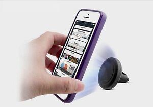 Magnet-Lueftungs-Halter-Halterung-Samsung-Galaxy-S7-S6-S5-S4-Edge-mini