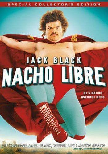 Nacho Libre (Special Collectors Edition) DVD NEW
