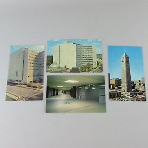 Lot-of-4-Rochester-Mn-Minnesota-Era-Postcards-MAYO-FOSHAY
