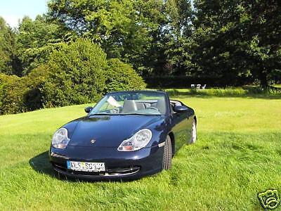 reparación set Porsche 996 convertible capota reparac