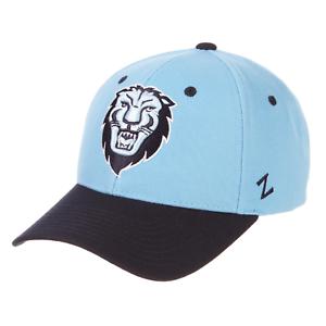 COLUMBIA-UNIVERSITY-LIONS-NCAA-COMPETITOR-STRAPBACK-ZEPHYR-LT-BLUE-CAP-HAT-NEW