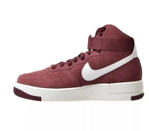 cb918ac61c899 Nike AIR FORCE 1 UltraForce Hi - Dark Team Red Shoes (880854 600 ...