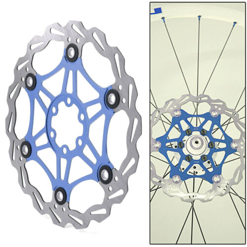 Bike ASTRO Floating Disc Brake Rotor 160mm 180mm with 6 Fixing Bolts for SHIMANO