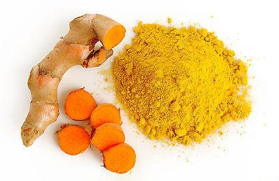 A Grade 100% Pure Ceylon Curcumin TURMERIC Root powder (curcuma longa) 200g