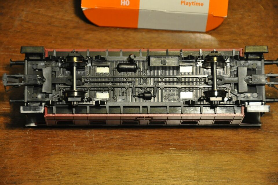 Modeltog, Roco Passagervogn 54229, skala H0