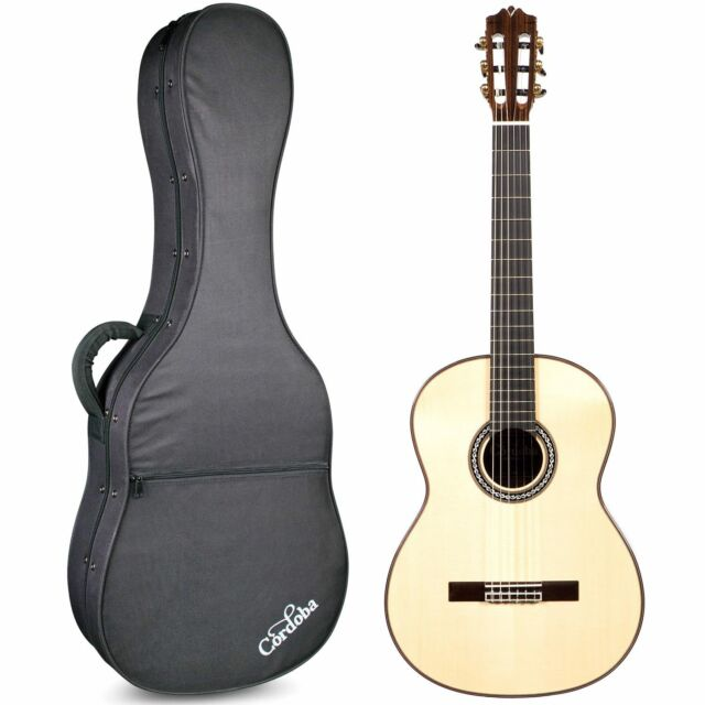 c355827d39 Cordoba Luthier C10 Spruce Top Classical Guitar with Case - AUTHORIZED  DEALER!