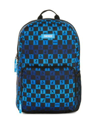 "Fortnite Amplify 17/"" Backpack School Book Bag Tote New"